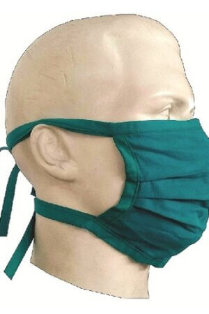 Green Surgical Face mask