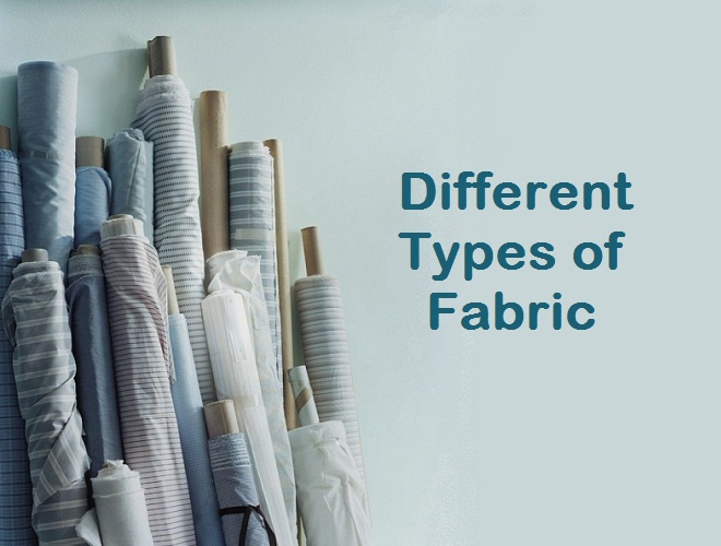Some Different Types Of Fabric
